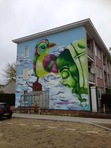 BirdArt, Vogelnest, Dordrecht
